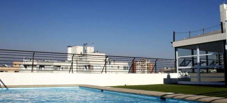 Capital Aparthotel: Appartamento Minerva SANTIAGO DEL CILE
