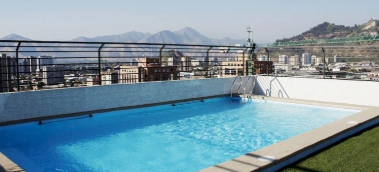 Capital Aparthotel: Appartamento Saraceno SANTIAGO DEL CILE