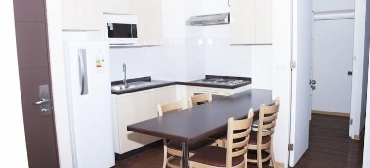 Capital Aparthotel: Camera Executive SANTIAGO DEL CILE