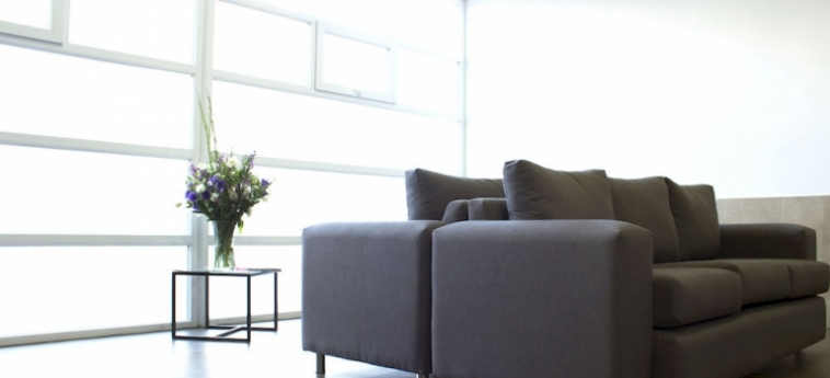 Capital Aparthotel: Camera Matrimoniale/Doppia SANTIAGO DEL CILE
