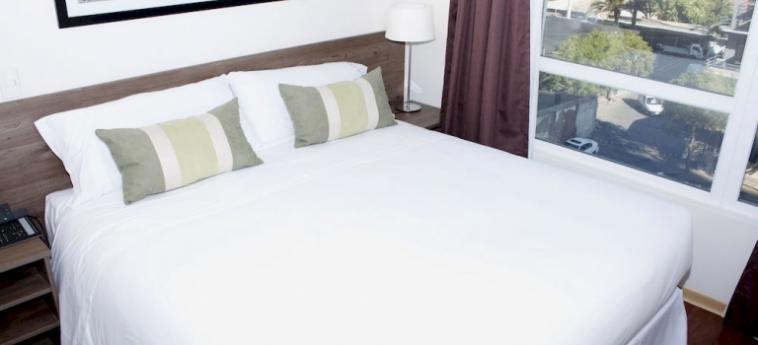 Capital Aparthotel: Interno SANTIAGO DEL CILE