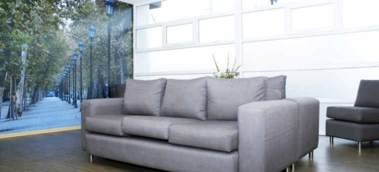 Capital Aparthotel: Ristorante SANTIAGO DEL CILE