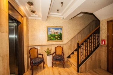 Apart Hotel Principado: Lobby SANTIAGO DEL CILE