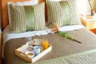 Hotel Rq Santiago Suites : Camera Matrimoniale/Doppia SANTIAGO DEL CILE