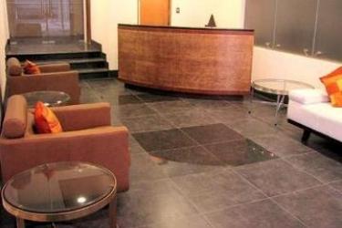 Hotel Rq Santiago Suites : Lobby SANTIAGO DEL CILE