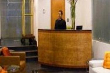 Hotel Rq Santiago Suites : Sala SANTIAGO DEL CILE