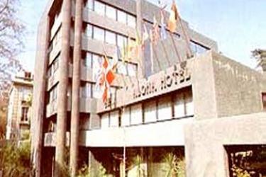 Hotel Providencia: Esterno SANTIAGO DEL CILE
