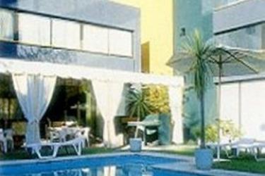 Hotel Providencia: Piscina Esterna SANTIAGO DEL CILE