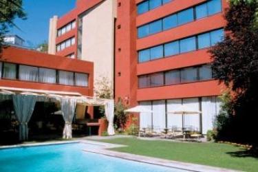 Hotel Providencia: Piscina SANTIAGO DEL CILE
