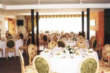 Hotel Providencia: Ristorante SANTIAGO DEL CILE