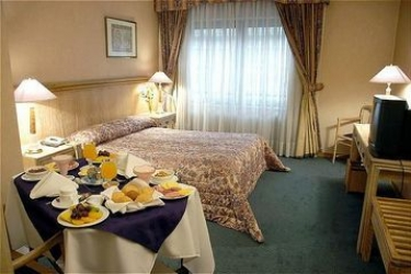 Hotel Diego De Almagro: Chambre Suite SANTIAGO DEL CILE