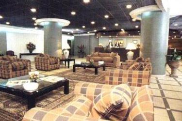 Hotel Diego De Almagro: Hall SANTIAGO DEL CILE