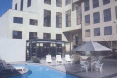 Hotel Diego De Almagro: Piscine Découverte SANTIAGO DEL CILE