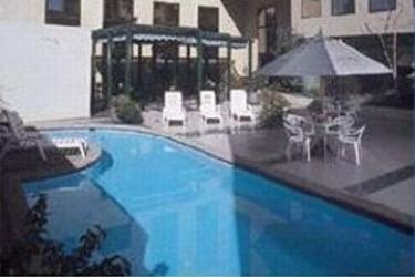 Hotel Diego De Almagro: Swimming Pool SANTIAGO DEL CILE