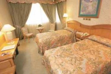 Hotel Torremayor Lyon: Chambre SANTIAGO DEL CILE