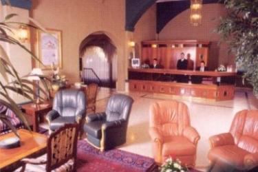 Hotel Torremayor Lyon: Hall SANTIAGO DEL CILE