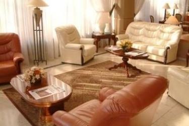 Hotel Torremayor Lyon: Lobby SANTIAGO DEL CILE