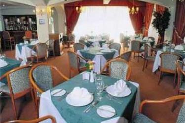 Hotel Torremayor Lyon: Restaurant SANTIAGO DEL CILE