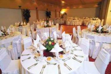 Hotel Torremayor Lyon: Salle de Banquet SANTIAGO DEL CILE