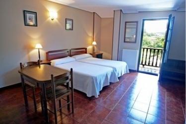 Hotel Capriccio: Mappa SANTILLANA DEL MAR