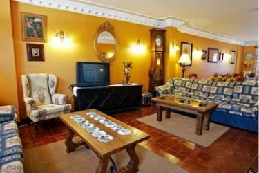 Hotel Capriccio: Putting Green SANTILLANA DEL MAR