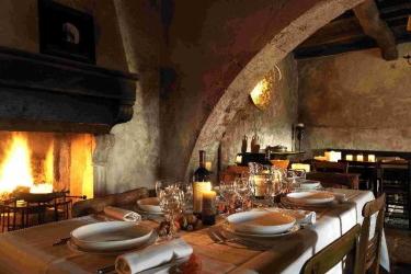 Sextantio Albergo Diffuso: Restaurant SANTO STEFANO DI SESSANIO - L'AQUILA