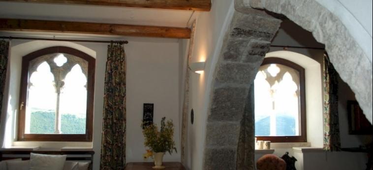 Hotel B&b La Bifora E Le Lune: Bunk-Bed Room SANTO STEFANO DI SESSANIO - L'AQUILA