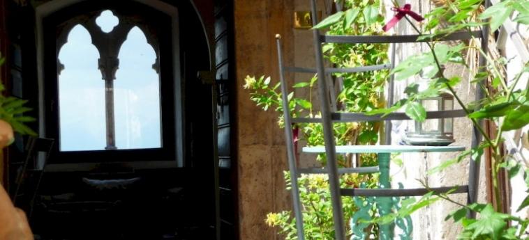 Hotel B&b La Bifora E Le Lune: Promenade SANTO STEFANO DI SESSANIO - L'AQUILA