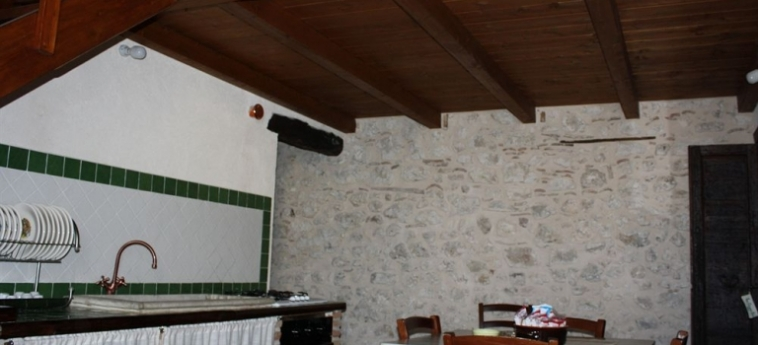 La Casa Su Le Dimore Del Borgo: Appartement SANTO STEFANO DI SESSANIO - L'AQUILA