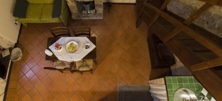 La Casa Su Le Dimore Del Borgo: Deux-pièces Appartement SANTO STEFANO DI SESSANIO - L'AQUILA