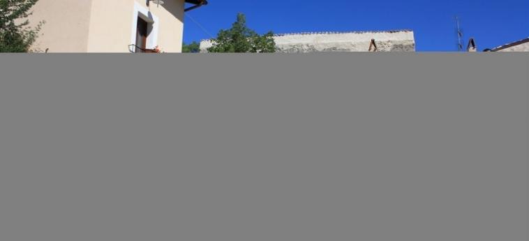 La Casa Su Le Dimore Del Borgo: Extérieur SANTO STEFANO DI SESSANIO - L'AQUILA