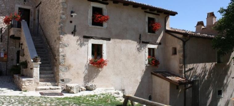 La Casa Su Le Dimore Del Borgo: Exterieur SANTO STEFANO DI SESSANIO - L'AQUILA