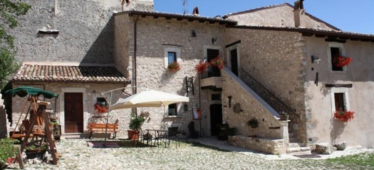La Casa Su Le Dimore Del Borgo: Room - Guest SANTO STEFANO DI SESSANIO - L'AQUILA