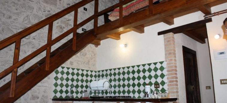 La Casa Su Le Dimore Del Borgo: Studio SANTO STEFANO DI SESSANIO - L'AQUILA