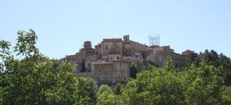 La Casa Su Le Dimore Del Borgo: Villa detail SANTO STEFANO DI SESSANIO - L'AQUILA