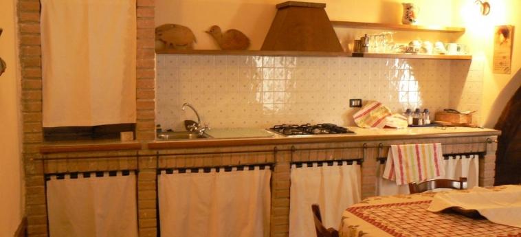 Hotel Residence Il Palazzo: Kitchen SANTO STEFANO DI SESSANIO - L'AQUILA