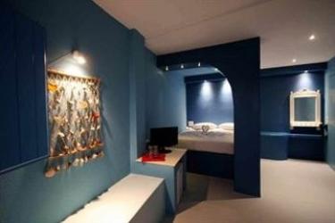 Hotel Abyssanto Suites & Spa: Entrée SANTORINI