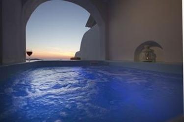Hotel Abyssanto Suites & Spa: Junior Suite Deluxe Room SANTORINI