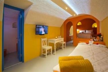 Hotel Abyssanto Suites & Spa: Camera Budget SANTORINI