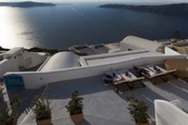 Hotel Abyssanto Suites & Spa: Roof Garden SANTORINI