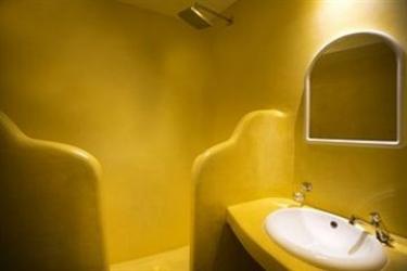 Hotel Abyssanto Suites & Spa: Floor Plan SANTORINI