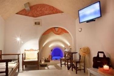 Hotel Abyssanto Suites & Spa: Logo SANTORINI