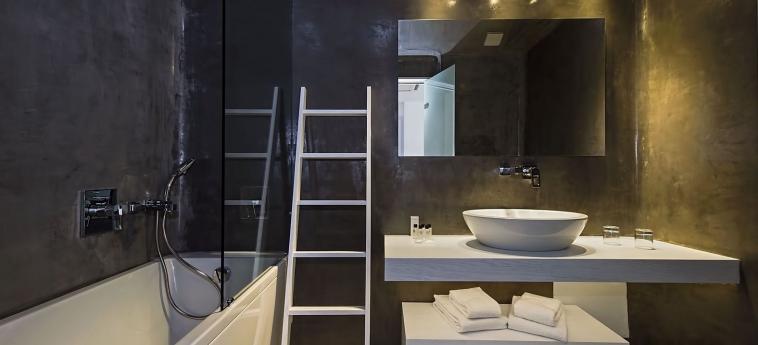 Hotel Cavo Bianco: Bagno SANTORINI