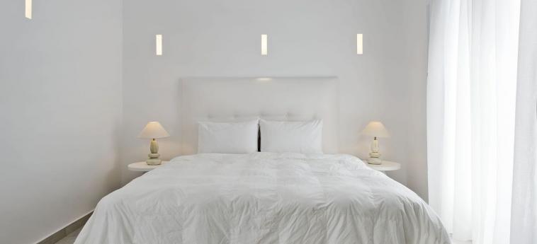 Hotel Cavo Bianco: Camera Deluxe SANTORINI