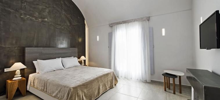 Hotel Cavo Bianco: Camera Junior Suite Deluxe SANTORINI
