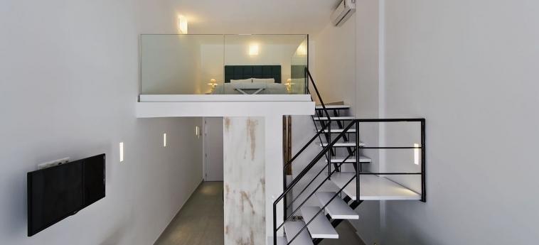 Hotel Cavo Bianco: Camera Suite SANTORINI