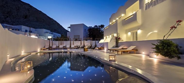 Hotel Cavo Bianco: Piscina Esterna SANTORINI