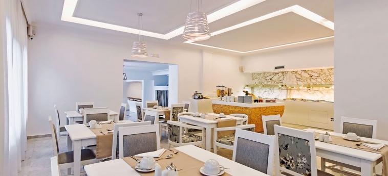 Hotel Cavo Bianco: Ristorante SANTORINI