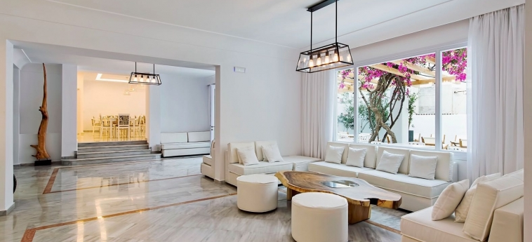 Hotel Cavo Bianco: Sala SANTORINI