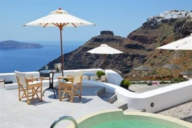 Hotel Stefani Suites: Business Centre SANTORINI